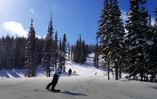 Guia de estações de esqui: Colorado/EUA